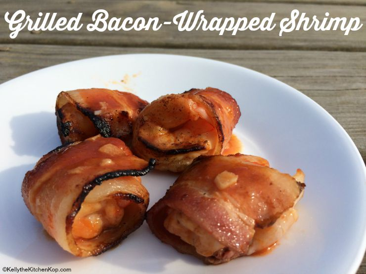 Jun 29,  · I like to add a touch of sweetness to my bacon-wrapped shrimp recipe with a brown sugar-bourbon glaze. A little cracked black pepper on top of the caramelized glaze makes these shrimp the perfect sweet-salty-lightly-spicy weeny.tke: American.