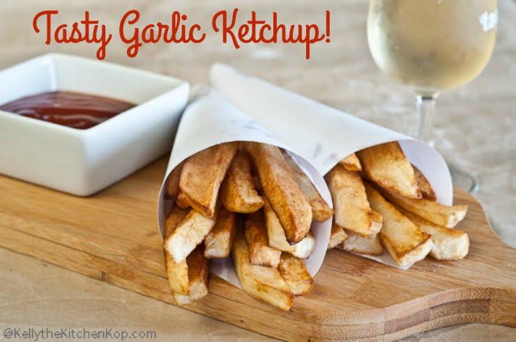 Garlic Ketchup Recipe