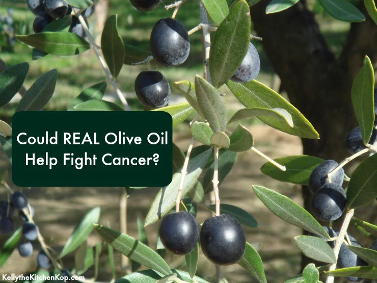 Olive Oil Help Fight Cancer
