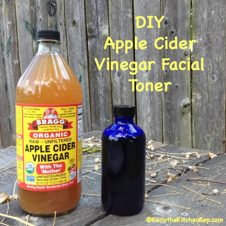 DIY Facial Toner with ACV