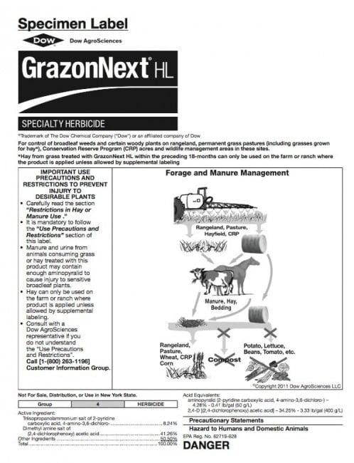 Dow-GrazonNextHerbicide