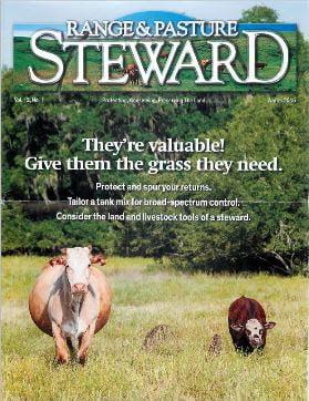 Range & Pasture Steward