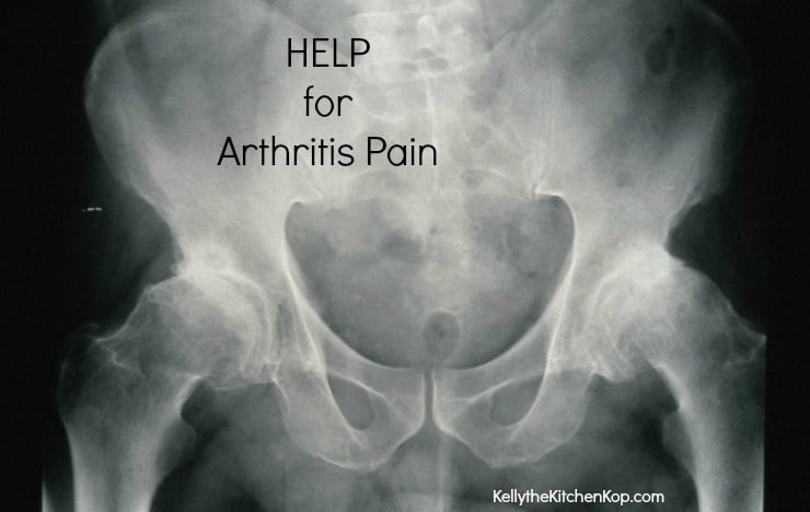 HELP for Arthritis Pain