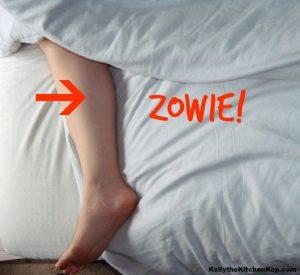 painful leg cramps at night