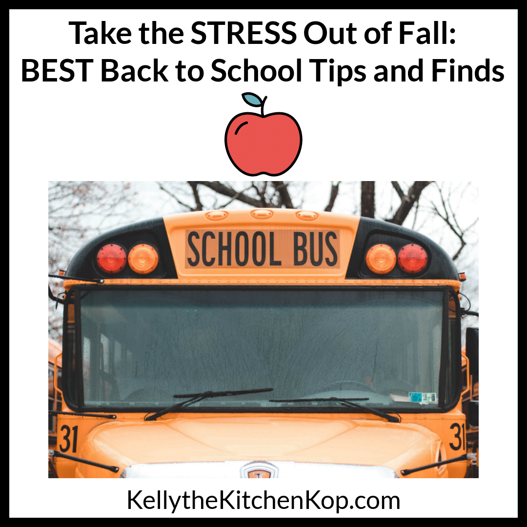 Best Back to School Tips