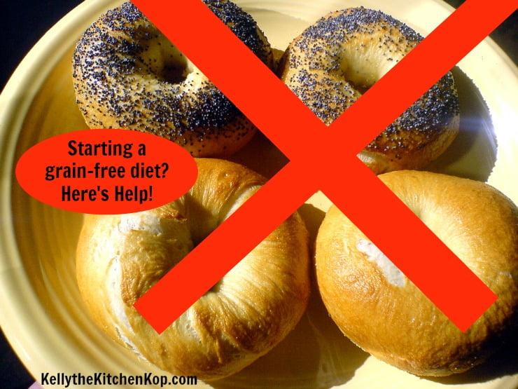 Starting a Grain-Free Healing Diet