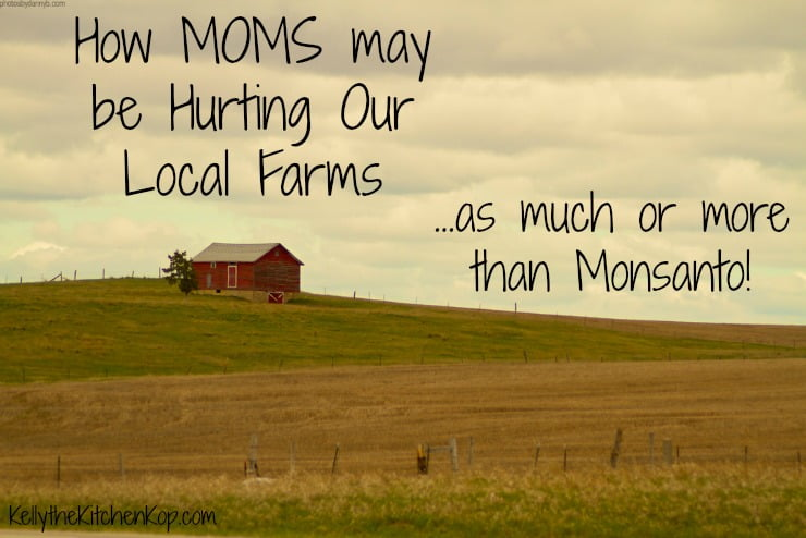 Hurting Local Farms More than Monsanto