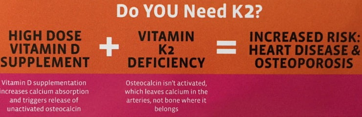 Are You Taking Vitamin D or Calcium?
