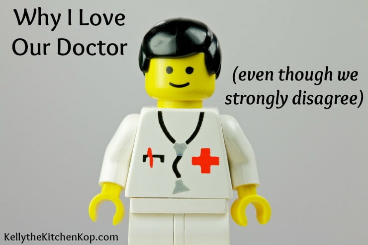 Why I Love Our Doctor