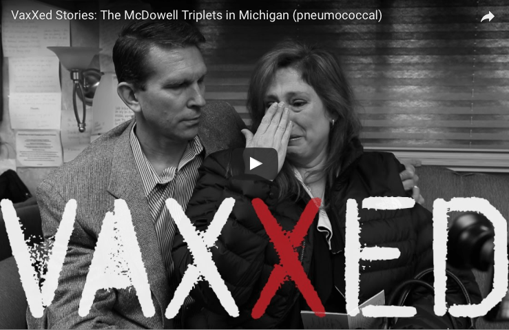 Vaccine Injured Michigan Triplets