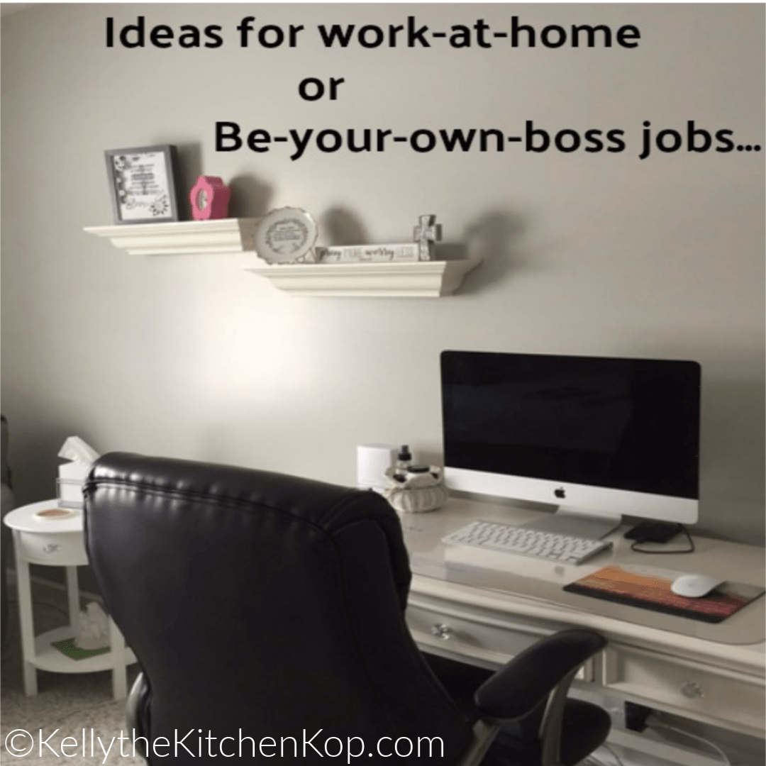 Be Your Own Boss Jobs