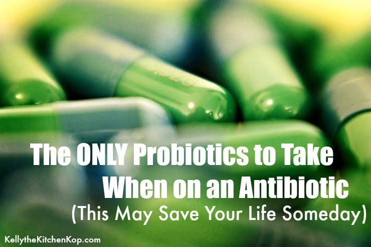 Probiotics to Take with Antibiotics