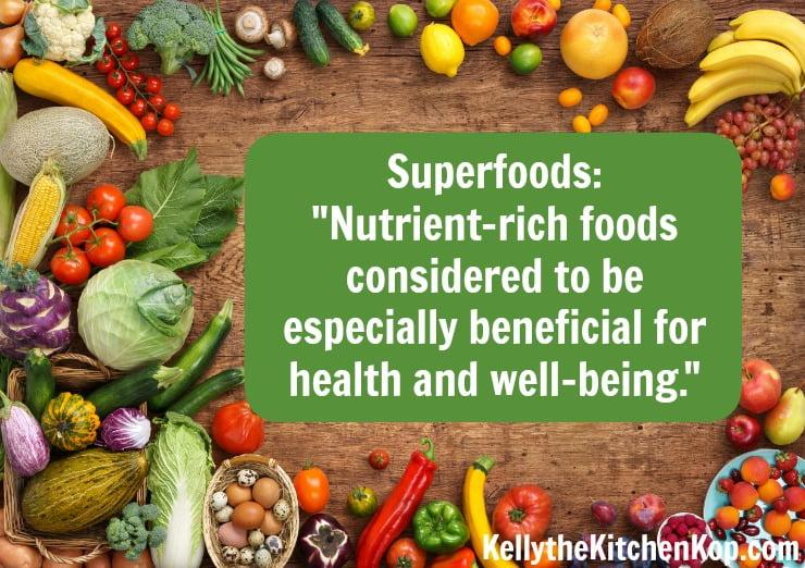 5 Top Superfoods