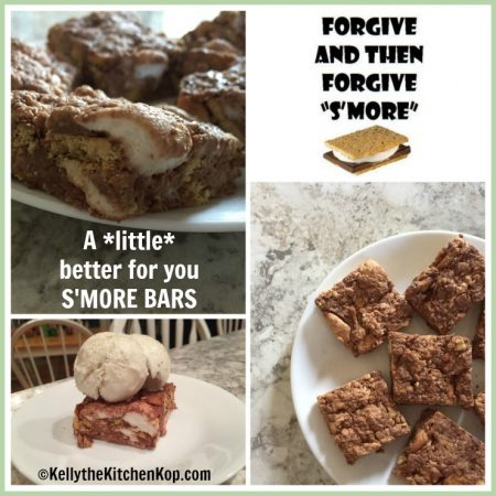 Better for You Smore Bars