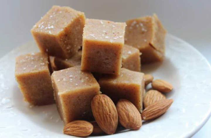 Better for You Nut Butter Fudge