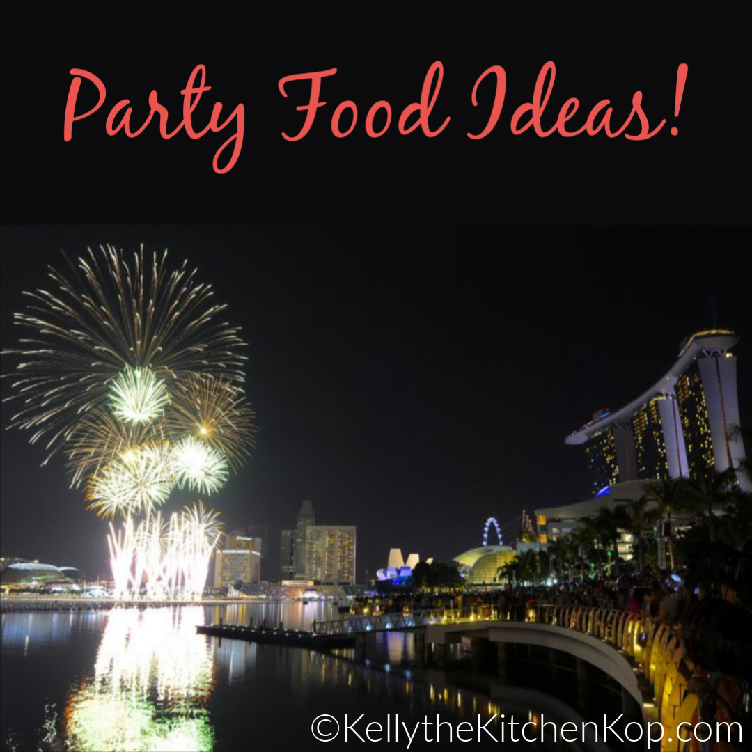 Party Food Ideas for New Years Eve