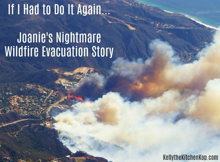 Wildfire Evacuation Story