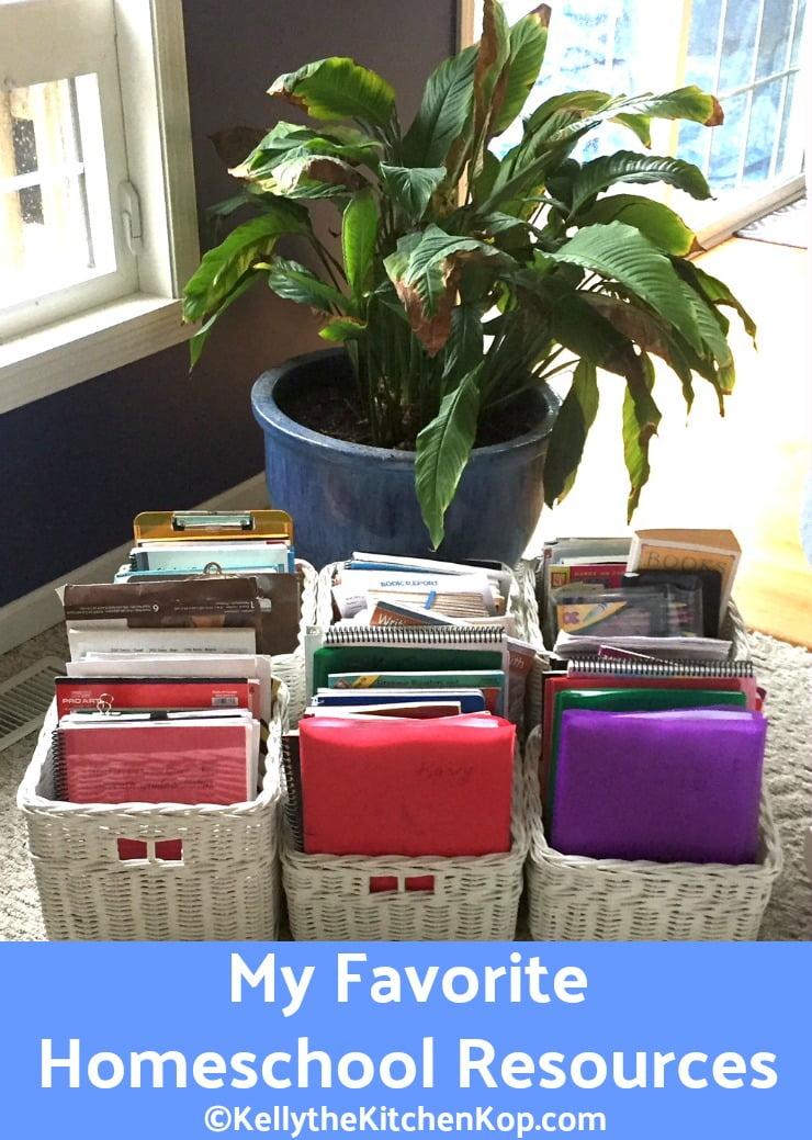 Favorite Homeschool Resources