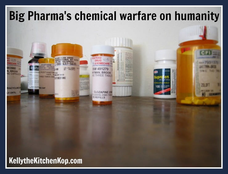 chemical warfare on humanity