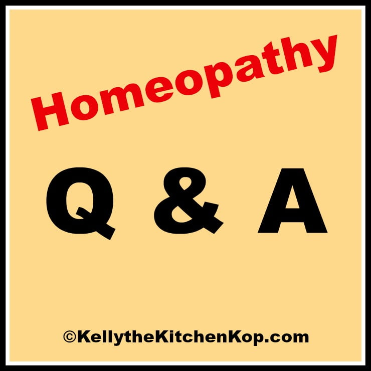Homeopathy Q and A