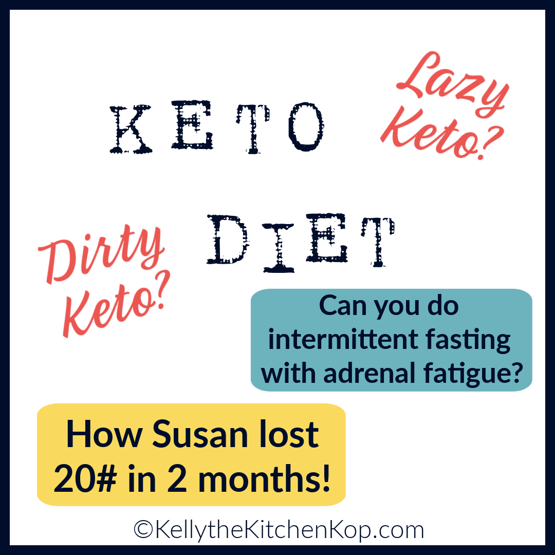 intermittent fasting with adrenal fatigue