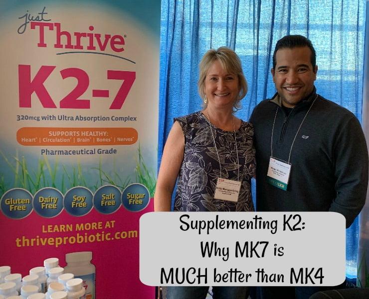 Supplementing Vitamin K2