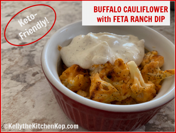 keto buffalo cauliflower