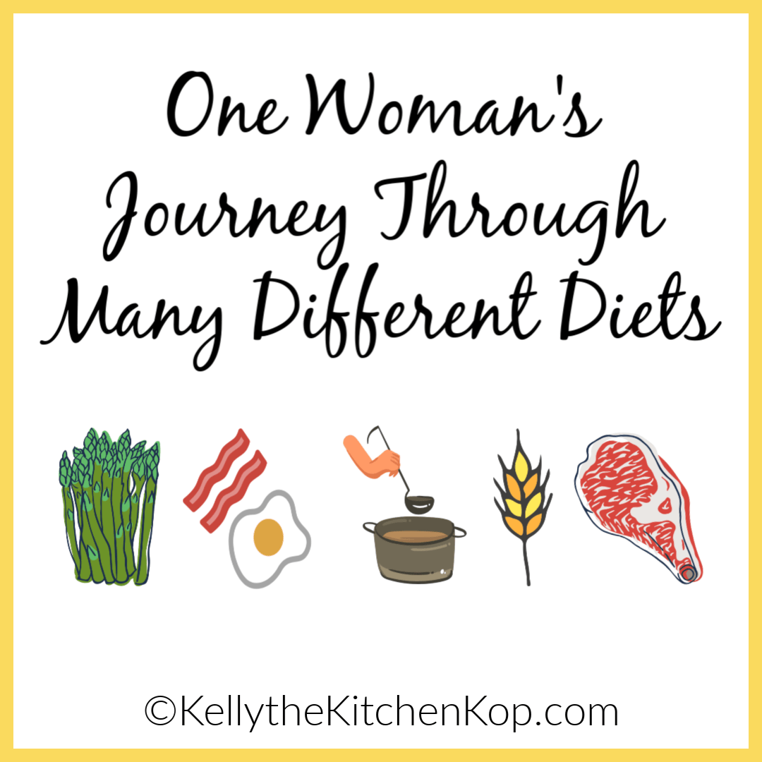 many different diets