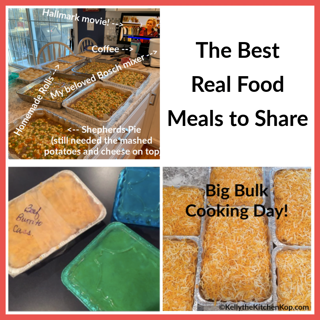 Real Food Meals to Share