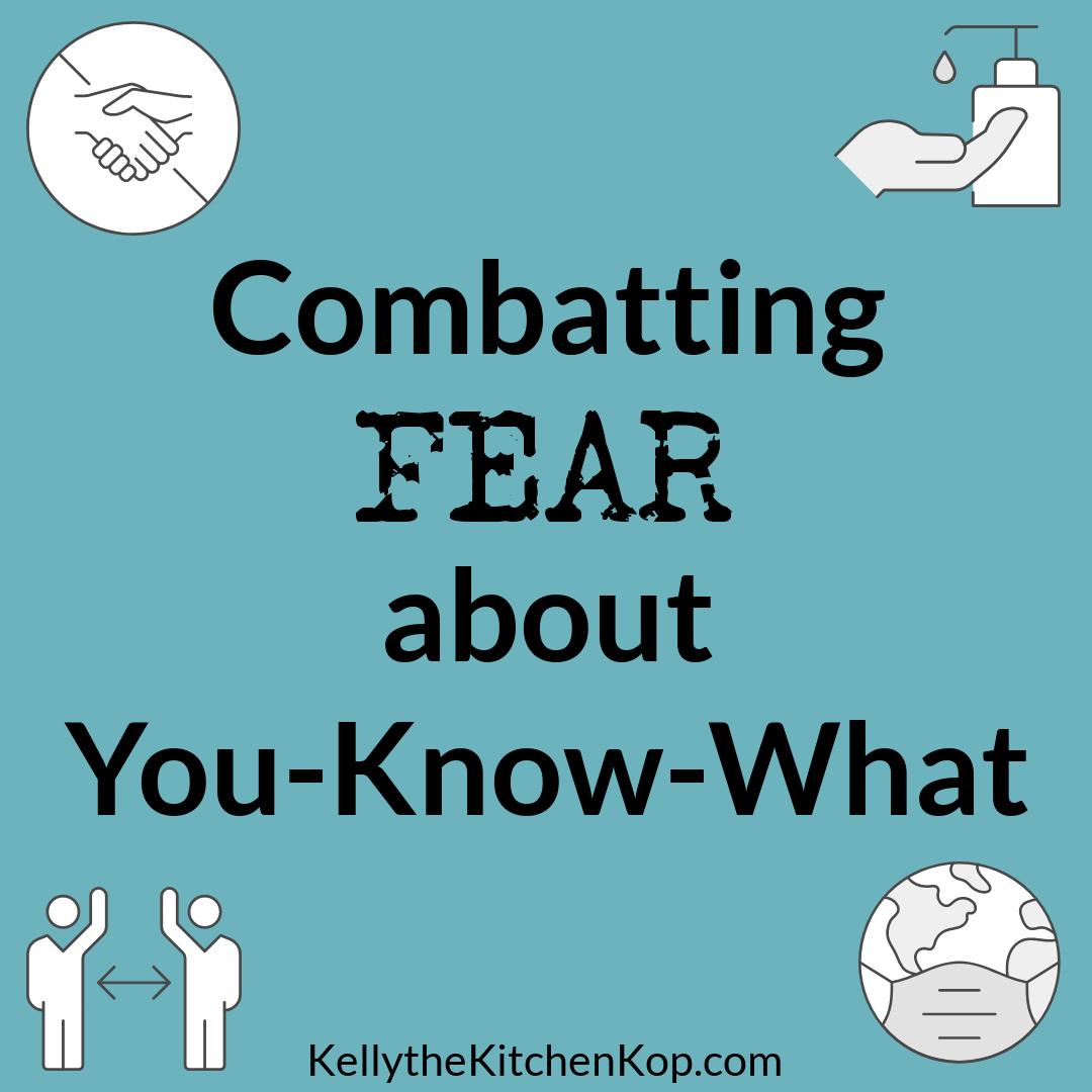 combatting Covid fear
