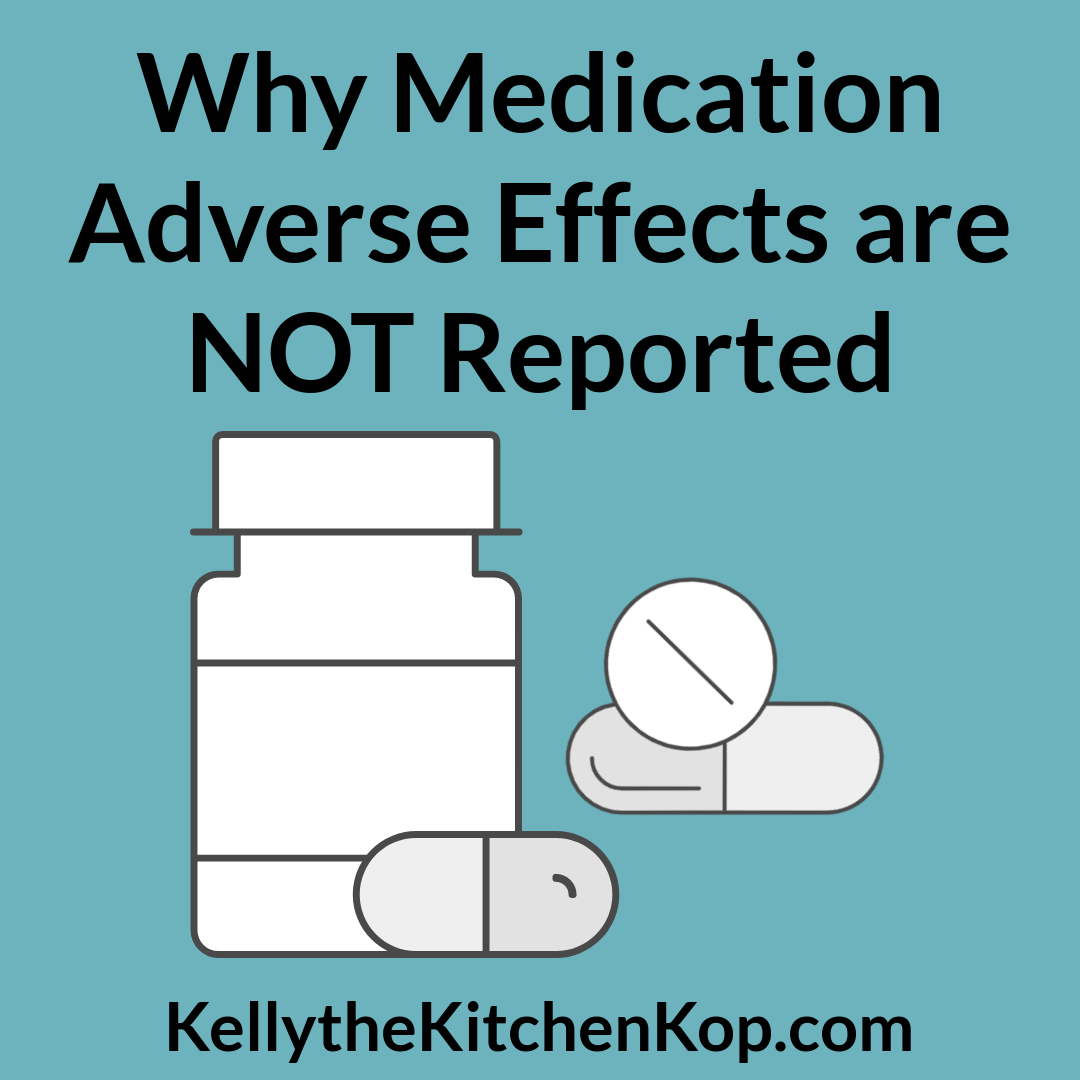 Why Medication Adverse Effects are Not Reported