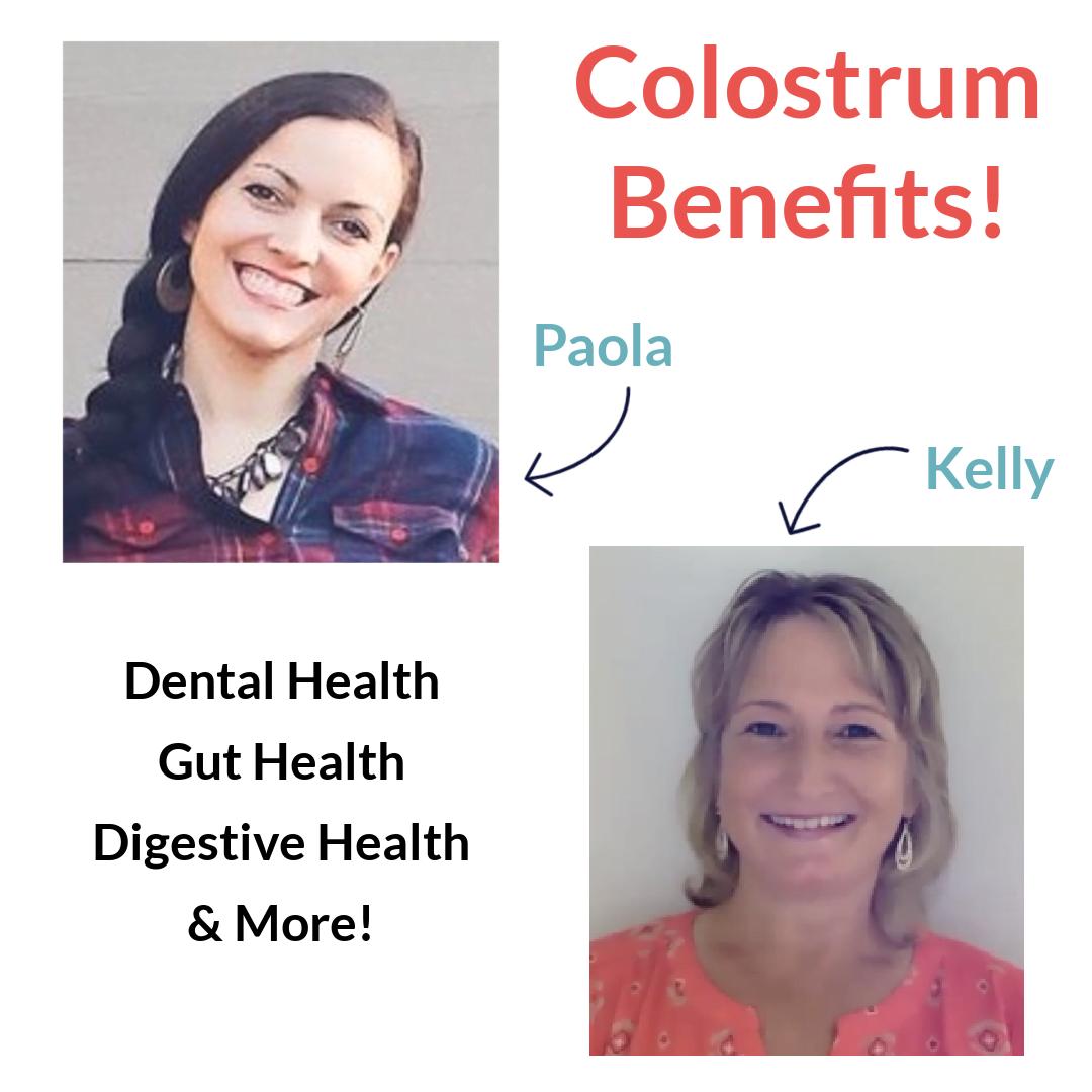Health Benefits of Colostrum